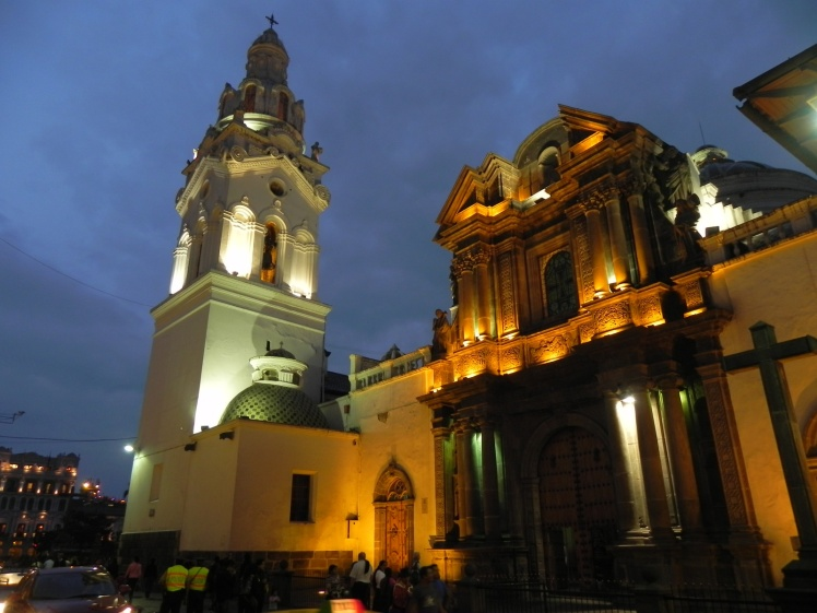 Cathedral de Quito - Centro Histórico de Quito