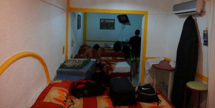 Hotel Michelle em Huatulco