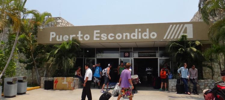 Aeroporto de Puerto Escondido