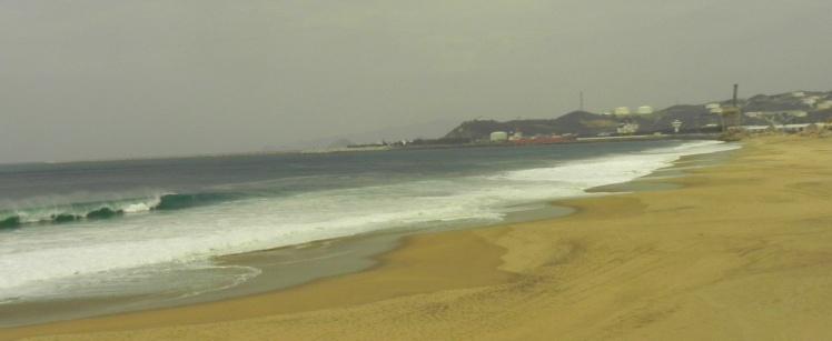 Beach Break em Salina Cruz