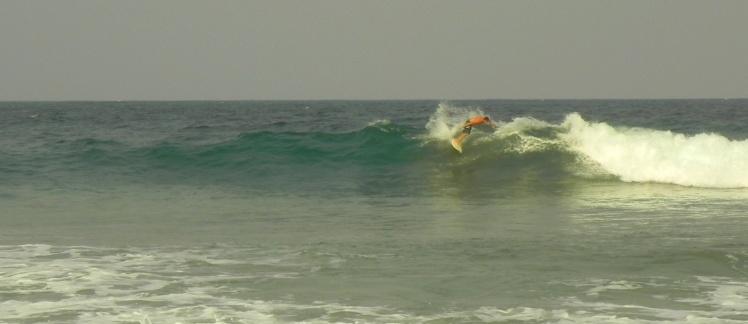 João em Punta Chivo