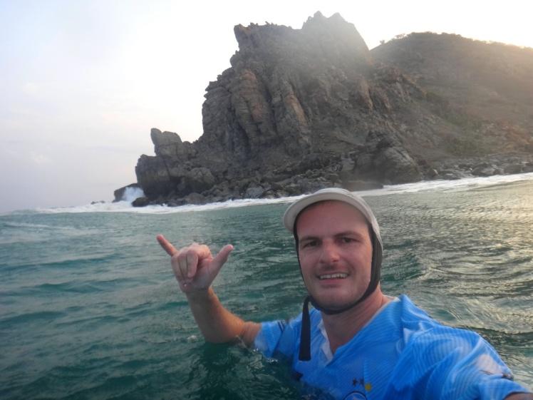 Tiburón em Punta Conejo