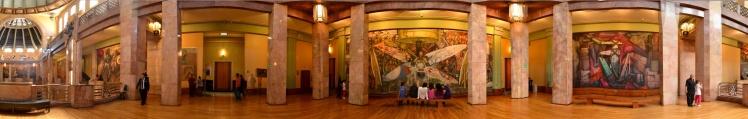 Interior do Palácio Belas Artes