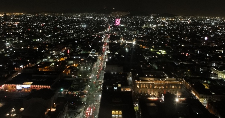 Mirante da Torre Latinoamericana