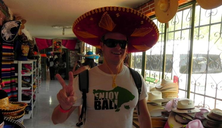 Arriba Mexico !!