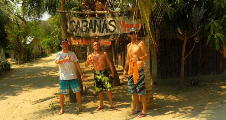 Pepe Cabanas - Barra De la Cruz