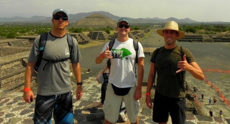 Pirâmide da Lua - Teotihuacán