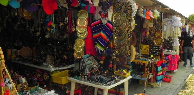 Artezanias em Teotihuacán