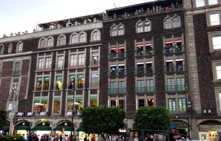 Festas bombam no centro histórico
