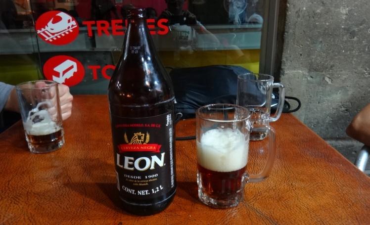 Cerveza muy buena