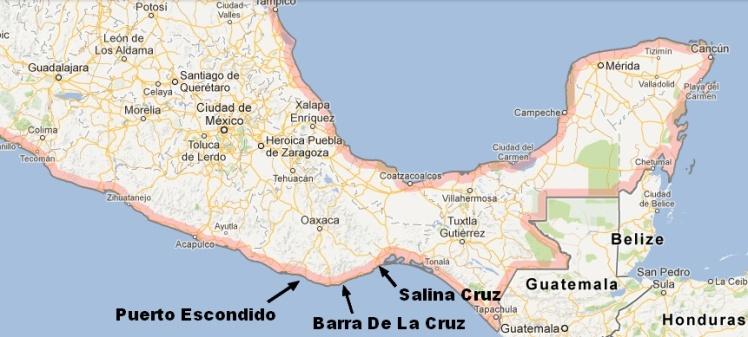 Região de Oaxaca