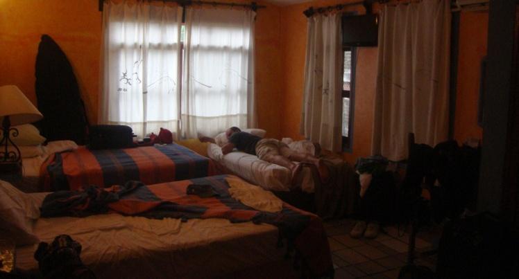Puerto Escondido - Hotel Arco-Íris