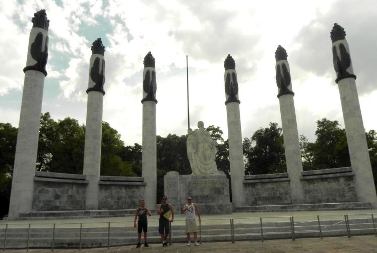 Monumento à Pátria - Parque Chapultepec