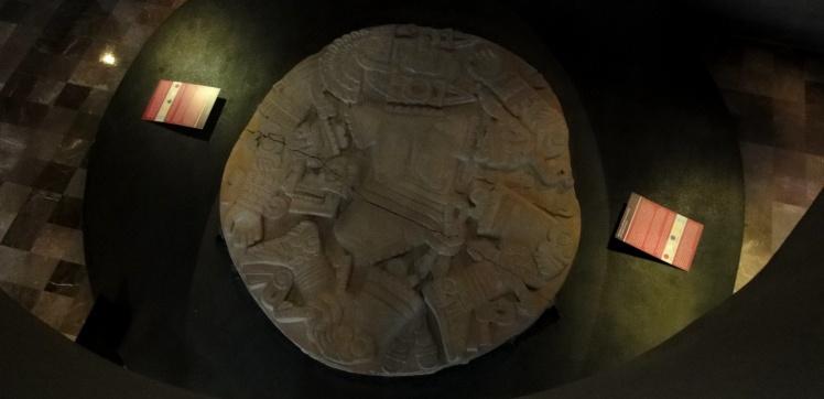 Coyolxauhqui - Museu Templo Mayor
