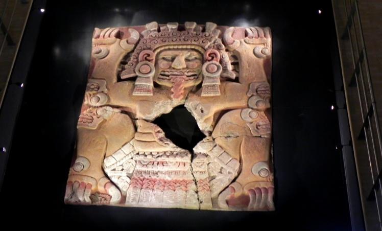 Tlatecuhtli - Deusa da terra - Museu Templo Mayor
