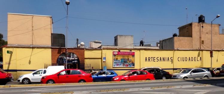 Mercado de Artesanias La Ciudadela