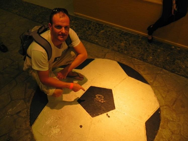 Pelé fez história aqui - Estadio Azteca