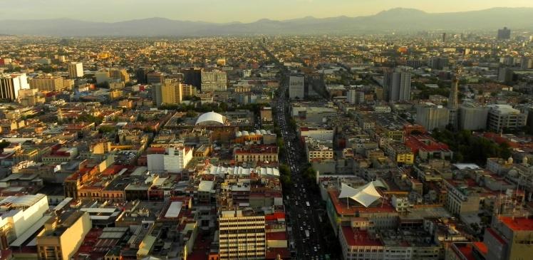 Mirador Torre Latinoamericana
