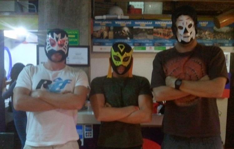 Wrestling - Lucha Libre Mexicana