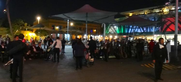 Mariachi na Plaza Garibaldi