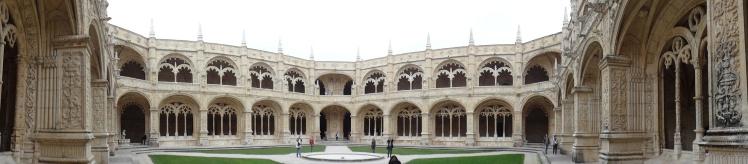 Claustro do Mosteiro dos Jerônimos