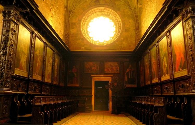 Mosteiro dos Jerônimos - Coro