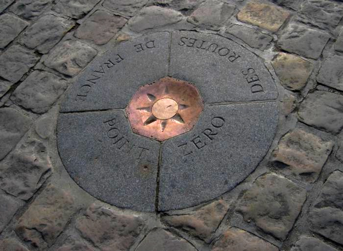 Marco Zero de Paris