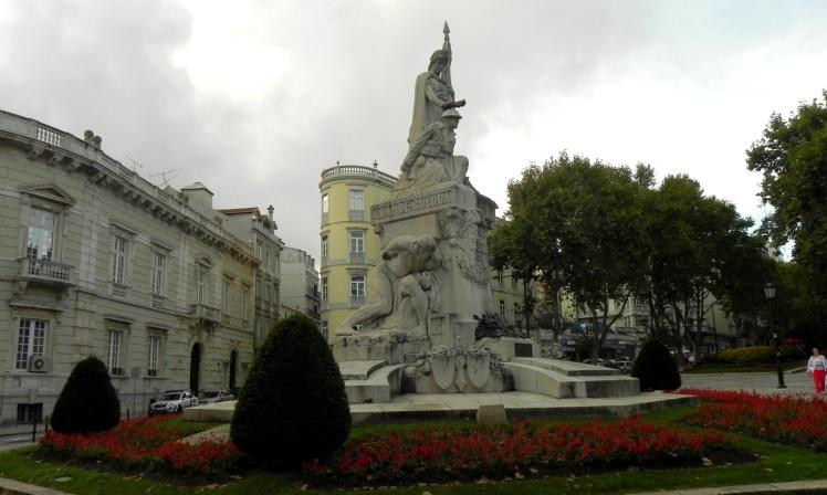 Monumento  aos Mortos da Grande Guerra - Av. da Liberdade