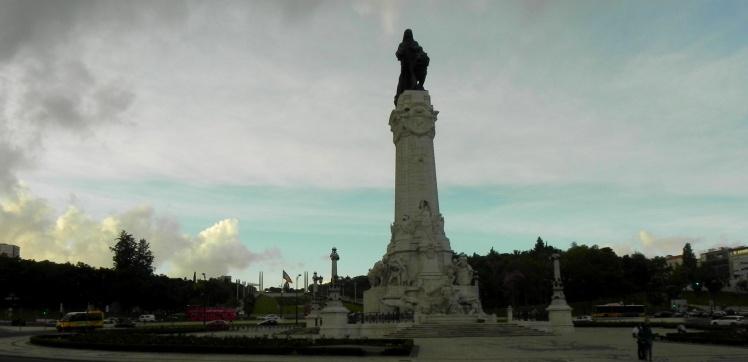 Monumento a Marquês do Pombal