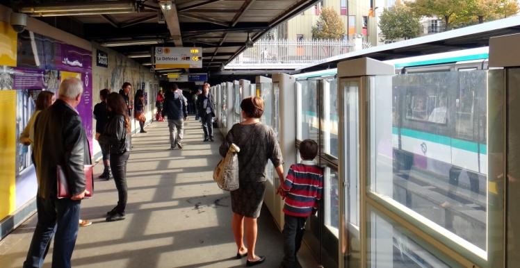 Metro de Paris - Linha 1