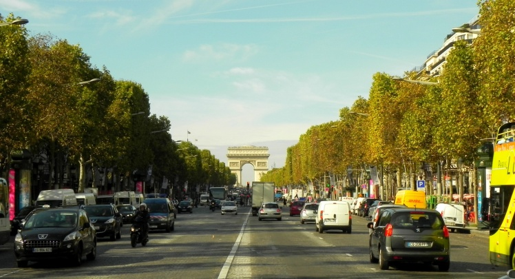 Avenida Champs Elysées