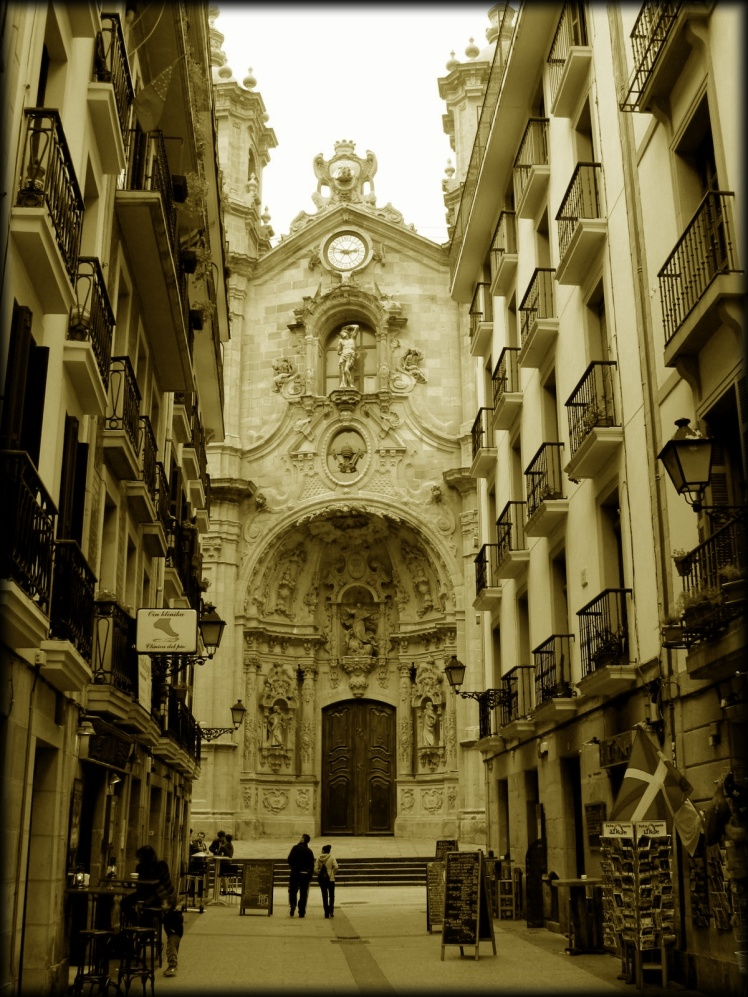 San Sebastián - Igraja de Santa Maria