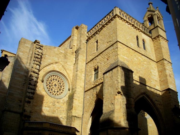 San Sebastián - Igraja de San Vicente