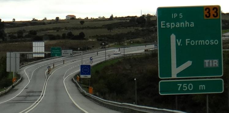 Fronteira Portugal-Espanha
