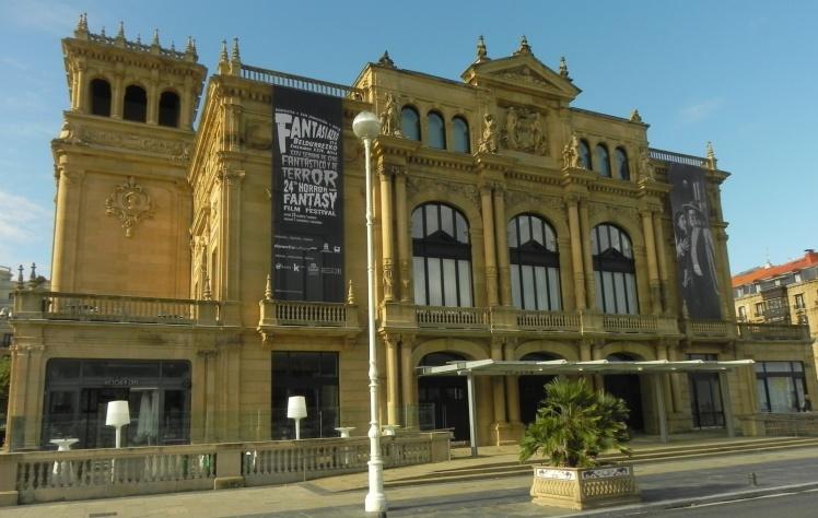 San Sebastián - Teatro Victoria Eugenia