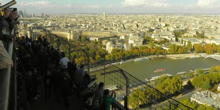 Torre Eiffel - 2º Nível