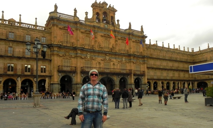 Salamanca - Plaza Mayor