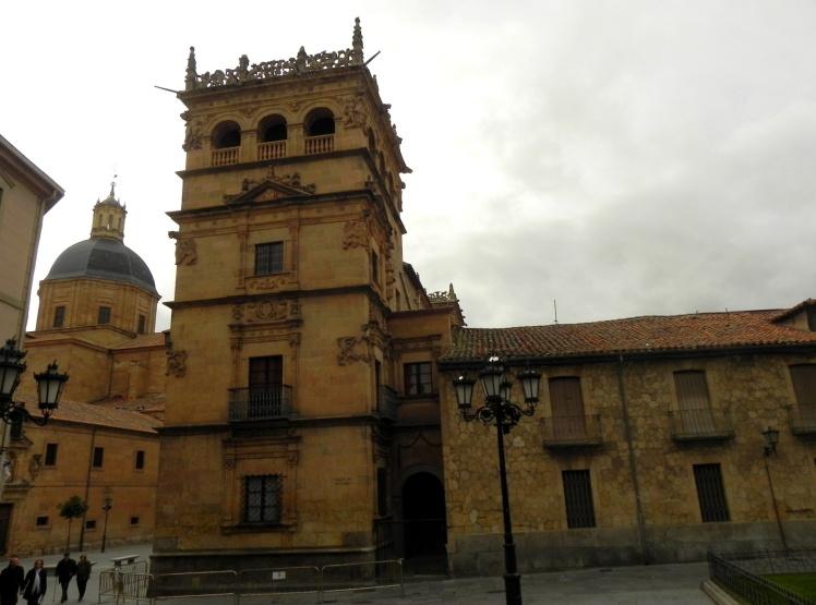 Salamanca - Palácio de Monterrey