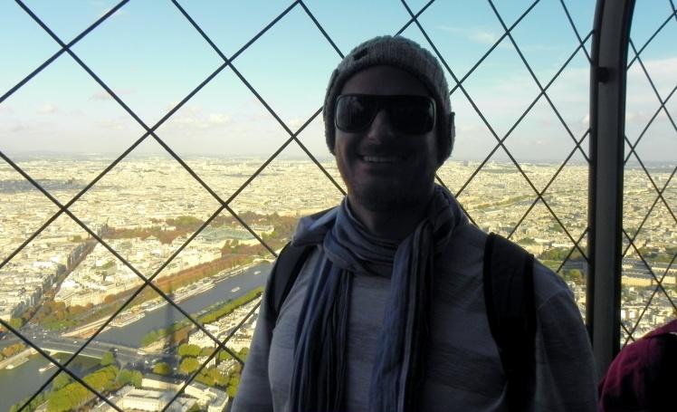 No topo da torre