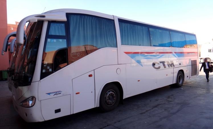 Busão para Agadir