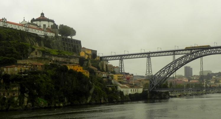 Porto - Rio Douro e Ponte Dom Luís I