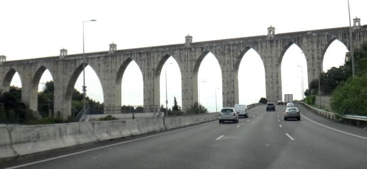 Arqueduto das Águas Livres - Lisboa