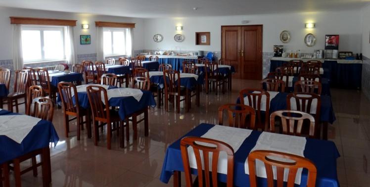 Café-da-manhã sensacional do Hotel Camarão