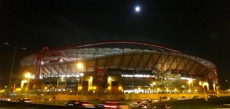 Estádio da Luz (Benfica) - Lisboa
