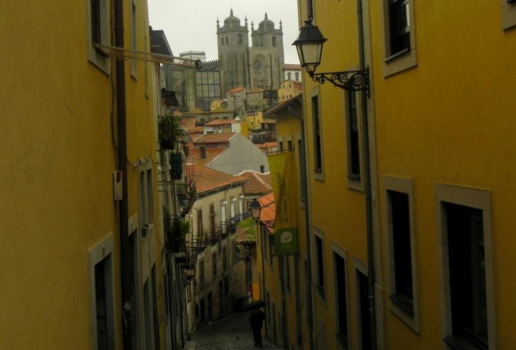 Porto - Ladeiras do Centro Histórico