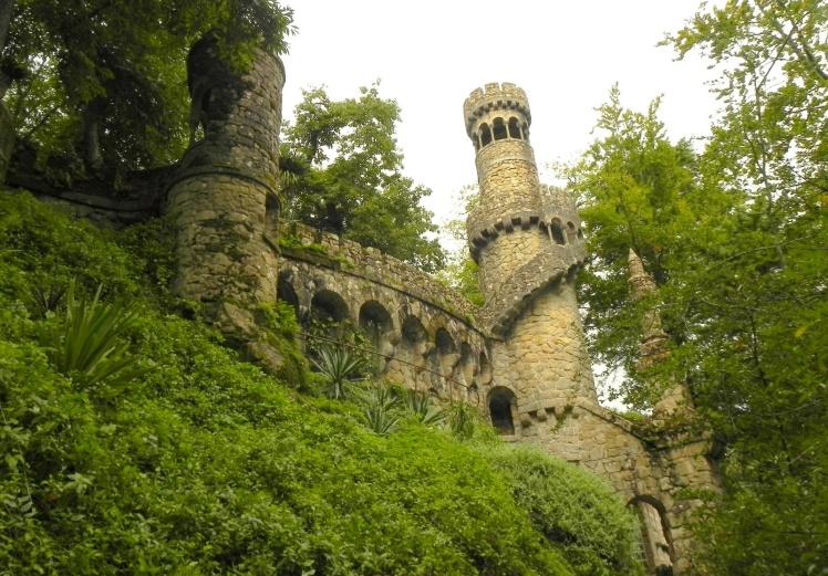 Jardins da Quinta da Regaleira - Sintra