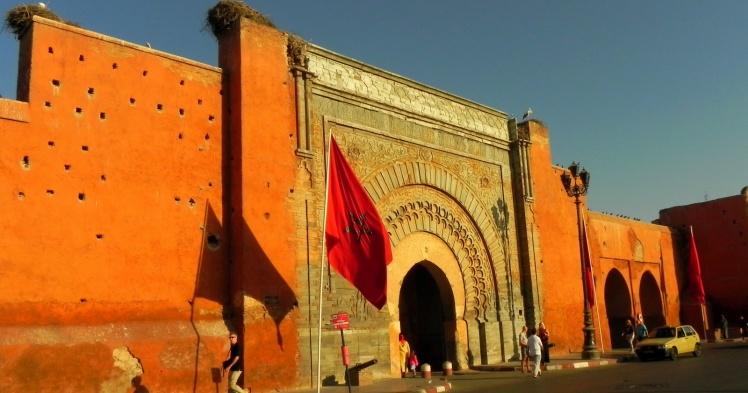 Bab Agnaou - Portões da Medina
