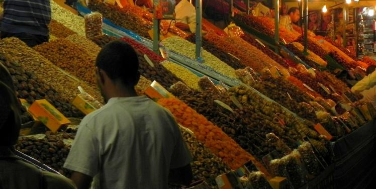Cores e Aromas de Marrakesh