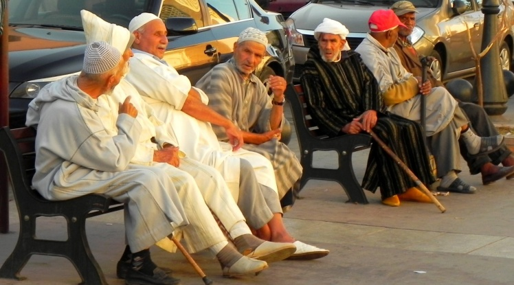 Marrakesh people