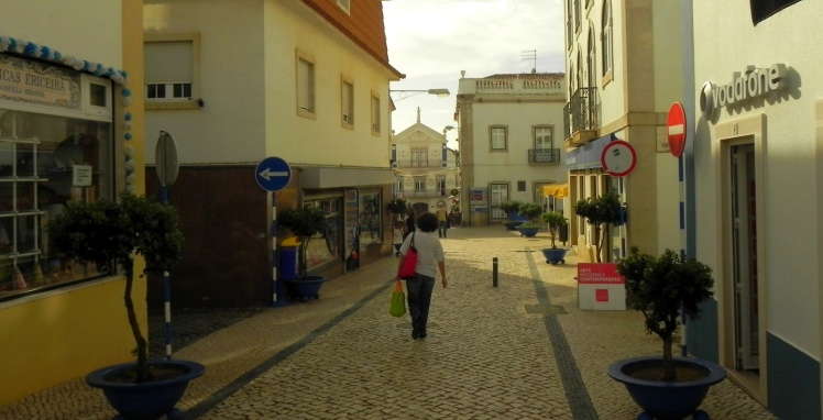Ruas de Ericeira